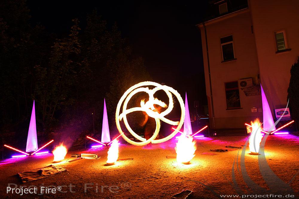 IMG_7573 - Feuershow Hochzeit Romantikhotel Schwanefeld Meerane