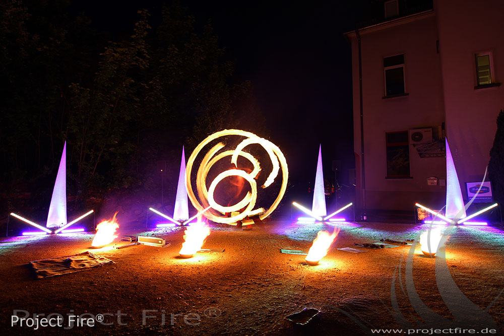 IMG_7597 - Feuershow Hochzeit Romantikhotel Schwanefeld Meerane