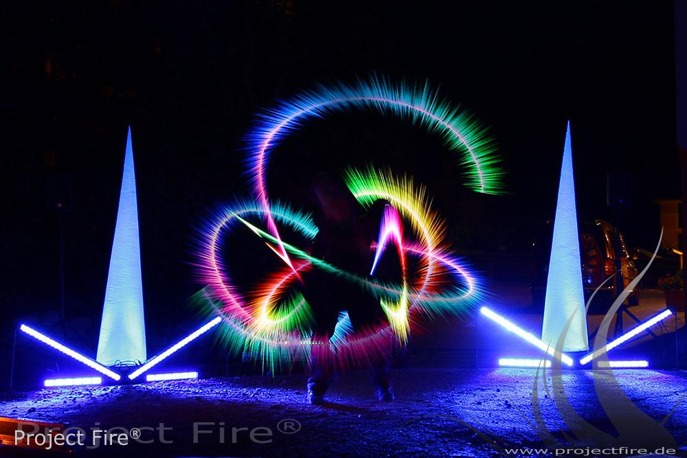 IMG_7876 - LED Show Leuchshow Lichtjonglage Glauchau Meerane