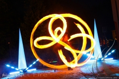 IMG_7627 - Feuershow Hochzeit Romantikhotel Schwanefeld Meerane