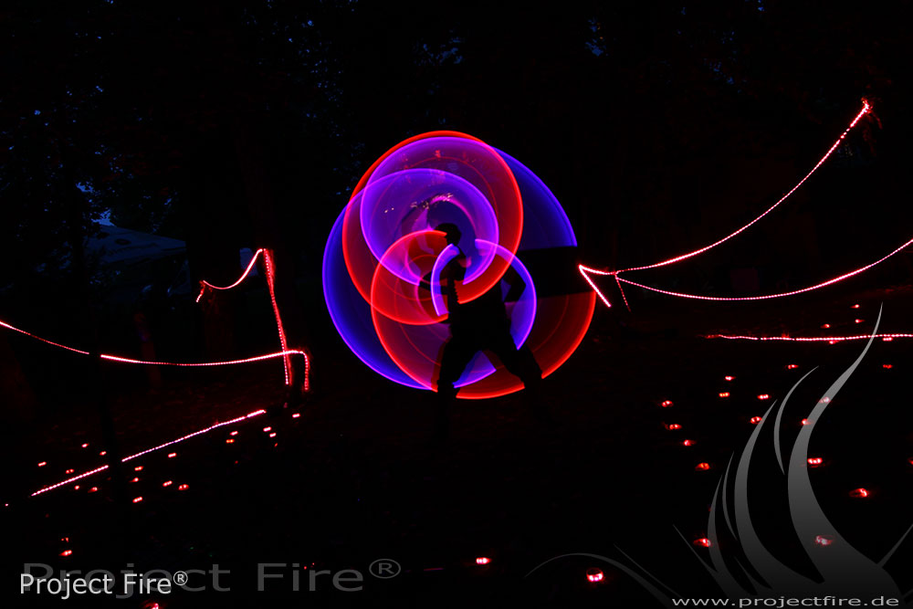 IMG_4200 - Lichtmalerei Lightpainting Lightshow Leuchtmalerei
