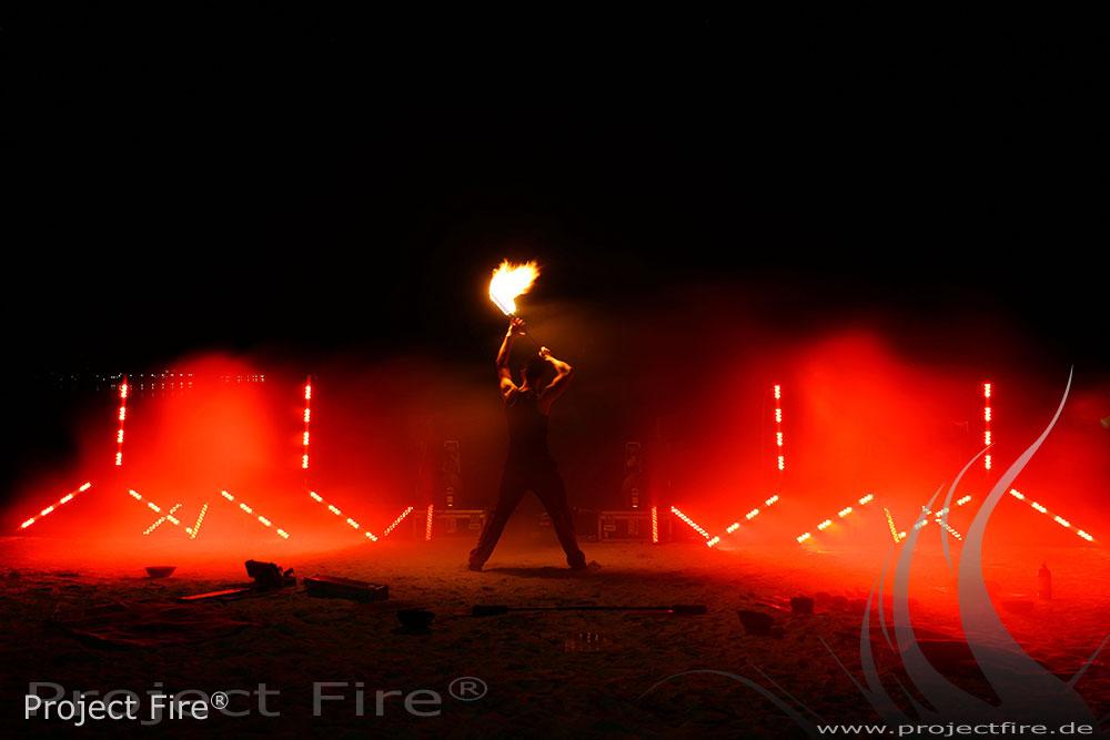 IMG_1478 - Feuershow am Strand Leipzig