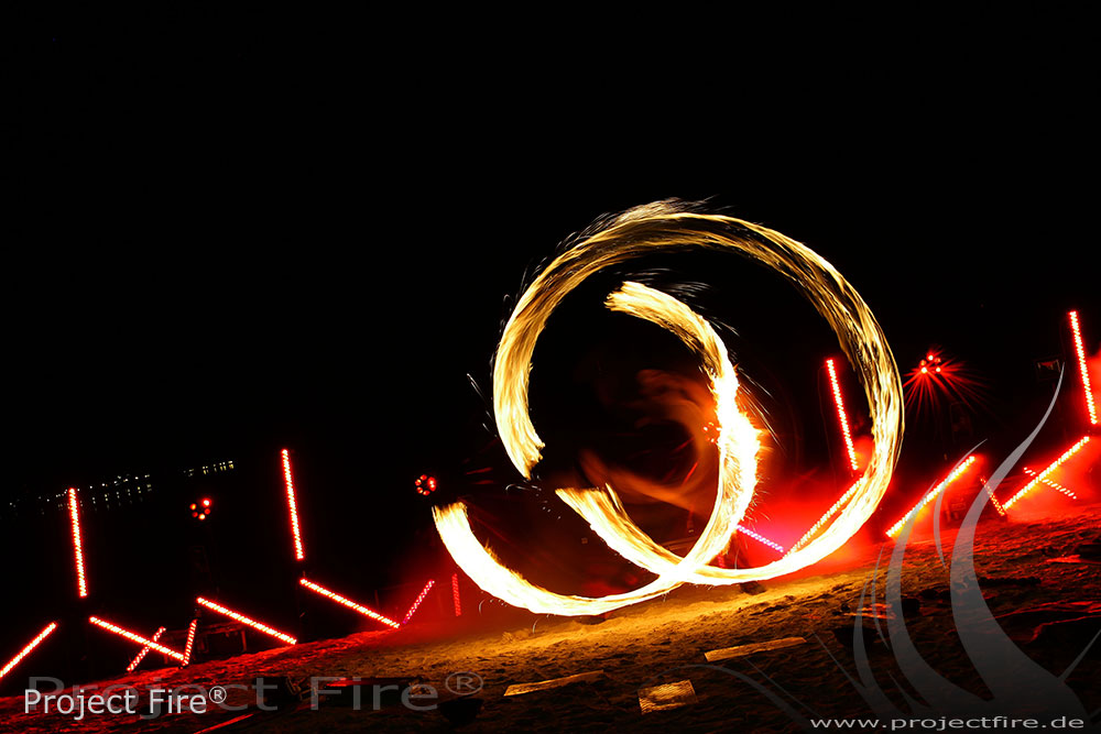 IMG_1504 - Feuershow am Strand Leipzig