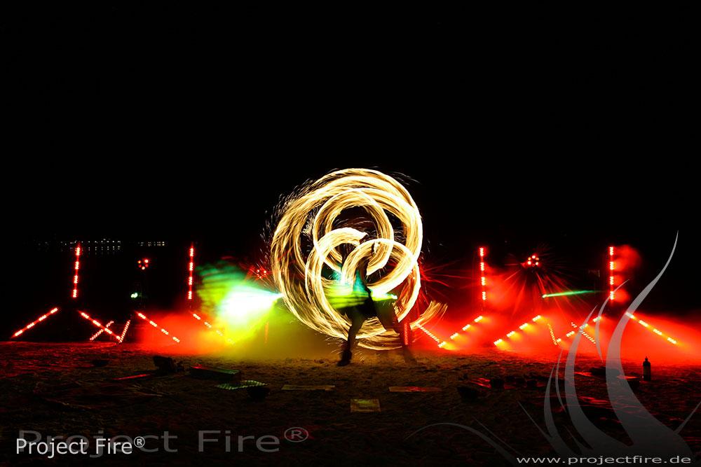 IMG_1511 - Feuershow am Strand Leipzig