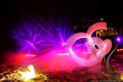 IMG_9016 Saigerhütte Olbernhau Feuershow Hochzeit