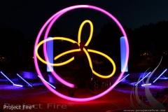 IMG_4321 - LED Show Leuchtshow Leuchtjonglage