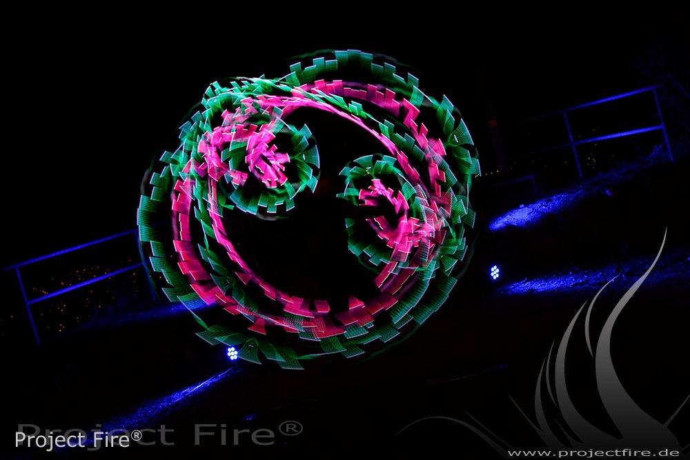IMG_8279 - Feuershow Erzgebirge Grafikshow LED Show Annaberg