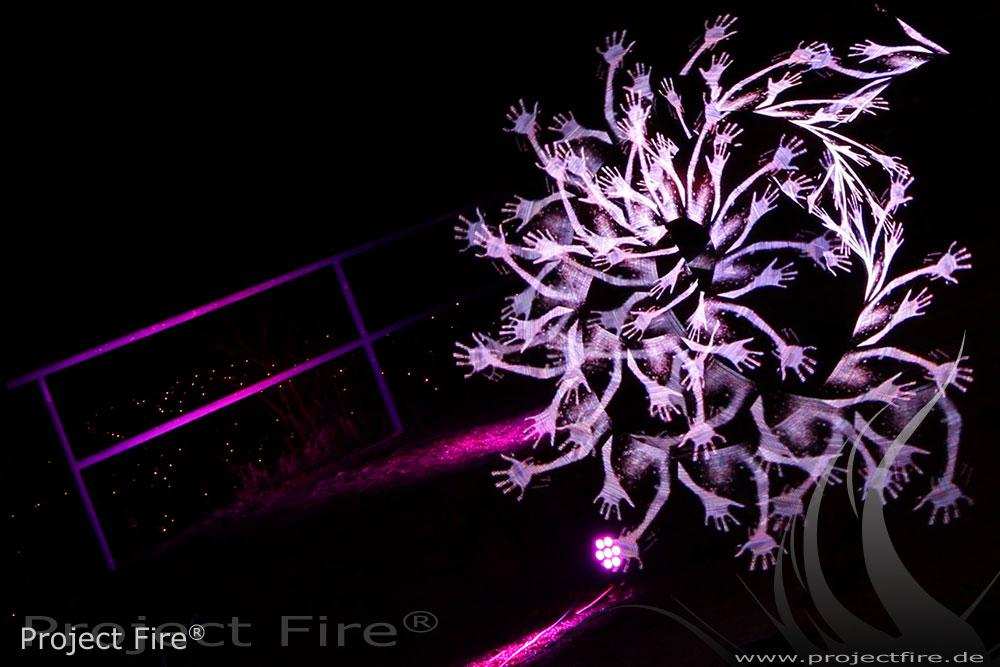 IMG_8481 - Leuchtjonglage Leuchtshow Logoshow Erzgebirge Jugendweihe Hochzeit