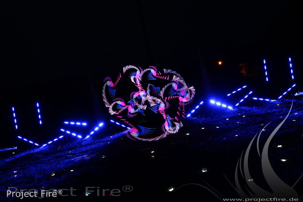 IMG_0102 - LED Show mit Logo Hochzeit Geburtstag Berlin Brandenburg