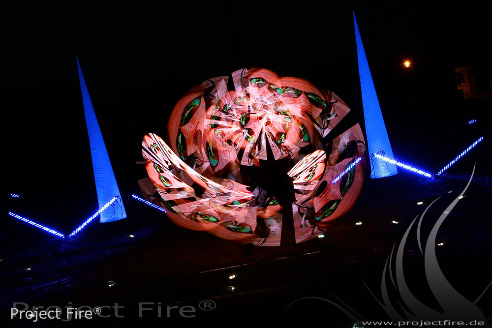 IMG_0125 - Lichtshow Project Fire LED Show mit Logo