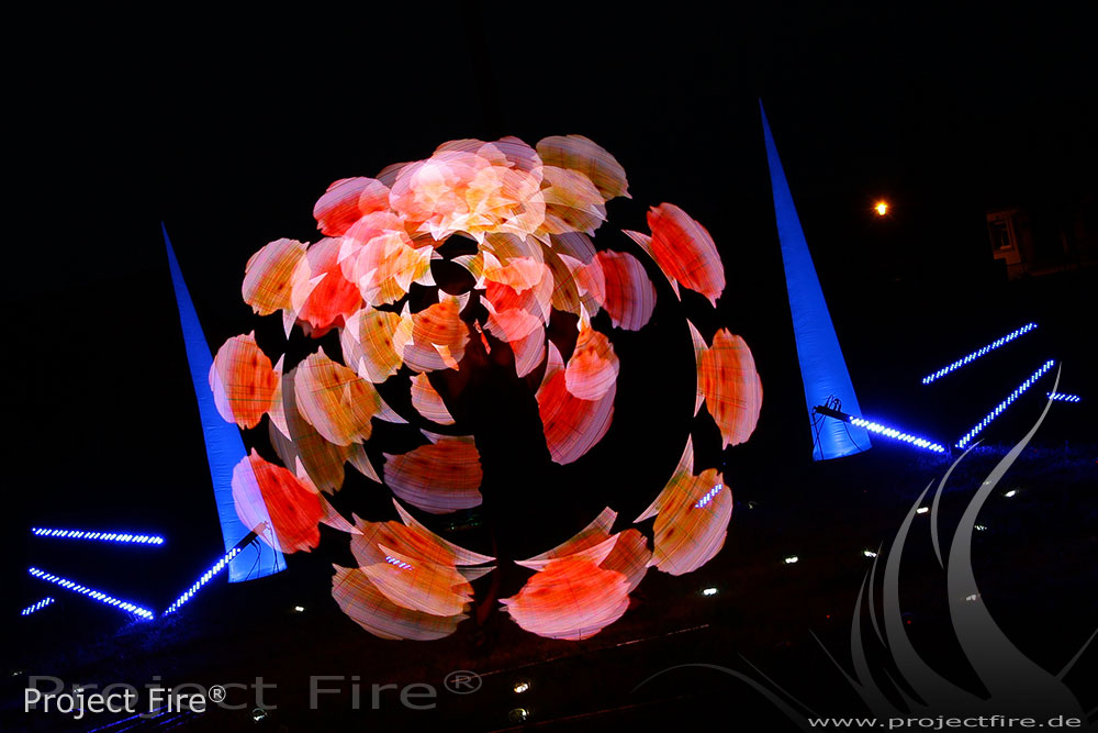 IMG_0131 -Lichtshow Project Fire LED Show mit Logo