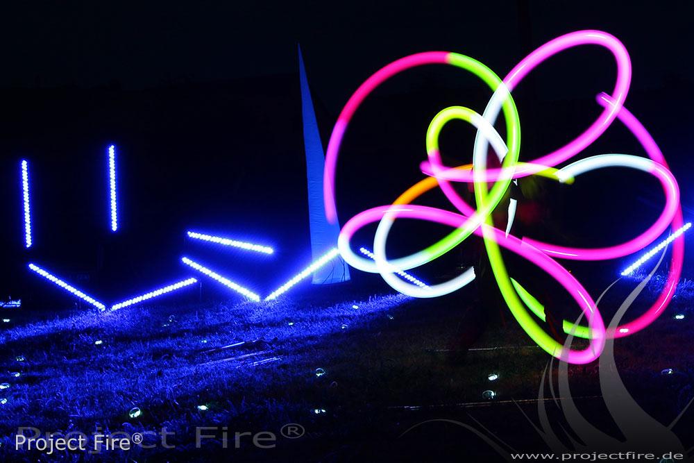 IMG_9980 - LED Show mit Logo Hochzeit Geburtstag Berlin Brandenburg