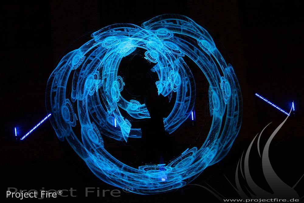 IMG_3423 LED Show Bilder Visualpoi Chemnitz