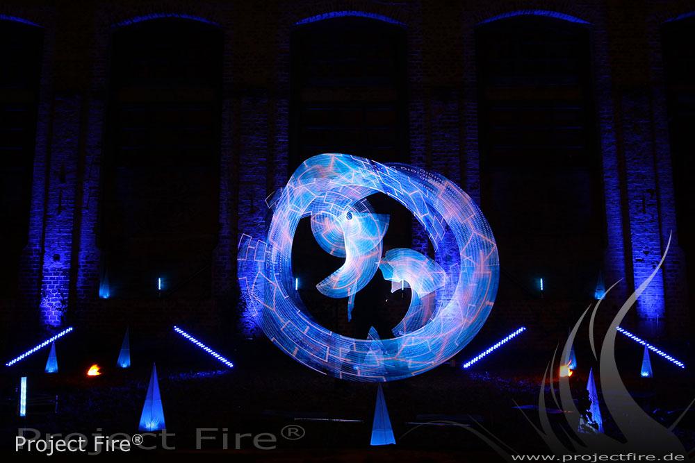 IMG_3429 LED Show Bilder Visualpoi Chemnitz