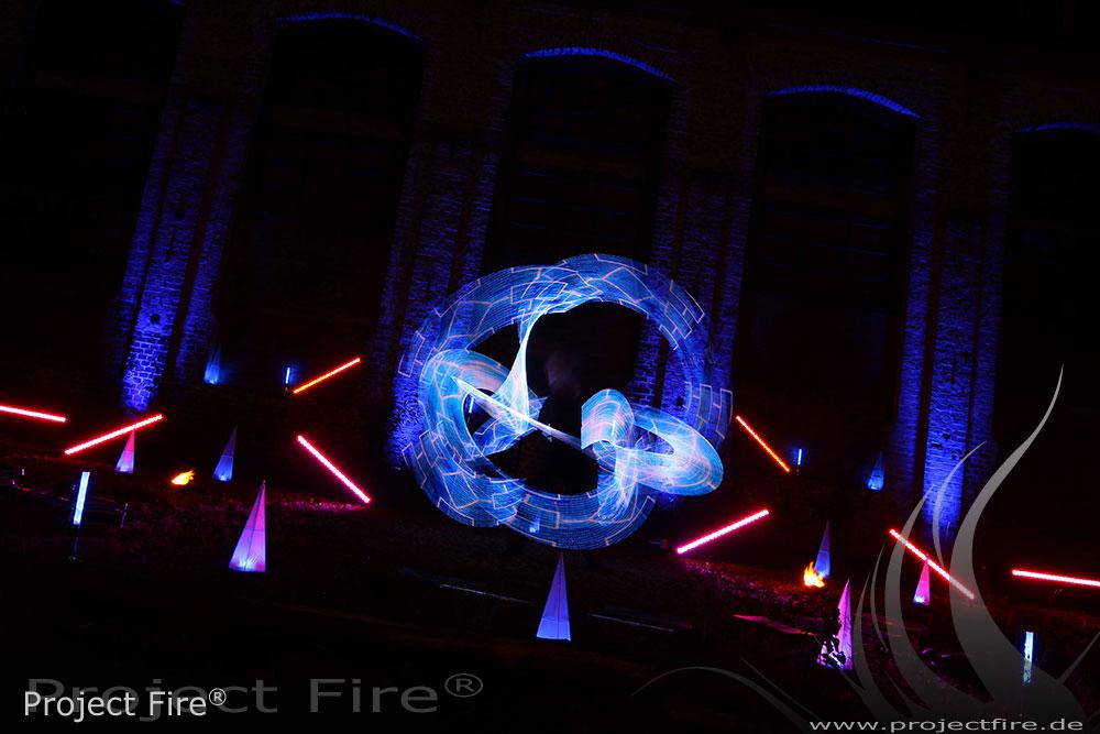 IMG_3430 LED Show Bilder Visualpoi Chemnitz