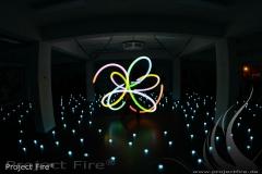 IMG_9897 - Wireless RGB LED Show - Fittico Kursraum - Chemnitz