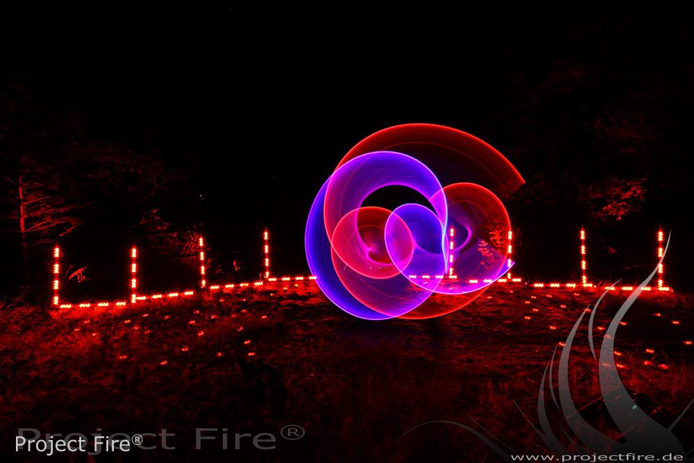 IMG_2563- Feuershow Hochzeit Bad Gottleuba LED Show
