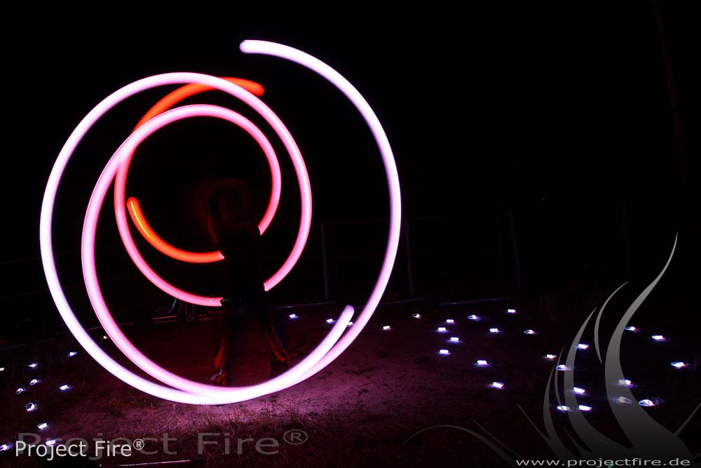 IMG_2599- Feuershow Hochzeit Bad Gottleuba LED Show