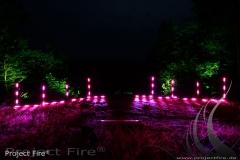 IMG_2501- Feuershow Hochzeit Bad Gottleuba LED Show