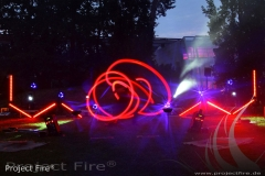 IMG_8313 - LED Show Lichtshow Potsdam Kongresshotel
