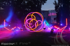 IMG_8361 - LED Show Lichtshow Potsdam Kongresshotel