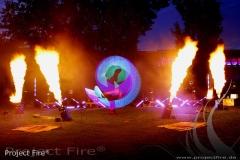 IMG_8592 - Feuerlichtshow LED Show Hochzeitsfeier Potsdam