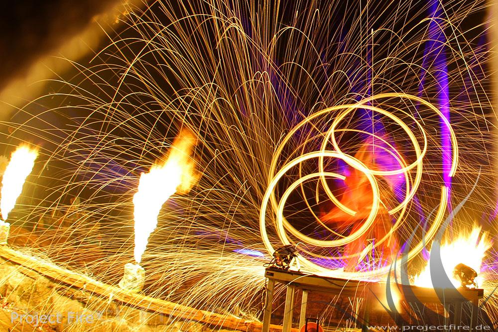 Feuershow Chemnitz1