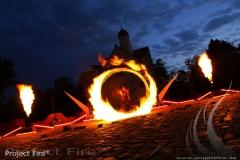 IMG_1422 - Feuerartist Flammengenerator Flamejett Chemnitz Wasserschloss Klaffenbach