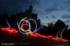 IMG_1495 - Feuerwerk Wasserschloss Klaffenbach Alternative Feuershow