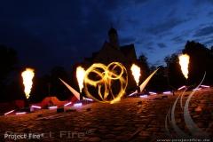 IMG_1539 -Feuerartist Flammengenerator Flamejett Chemnitz Wasserschloss Klaffenbach