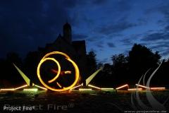 IMG_1544 - Feuerartist Flammengenerator Flamejett Chemnitz Wasserschloss Klaffenbach