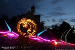 IMG_1588 - Feuerartist Flammengenerator Flamejett Chemnitz Wasserschloss Klaffenbach