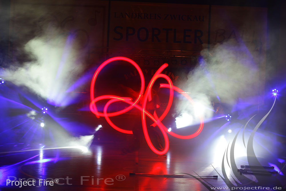IMG_2576 - Indoor LED Show Sportlerball Gala
