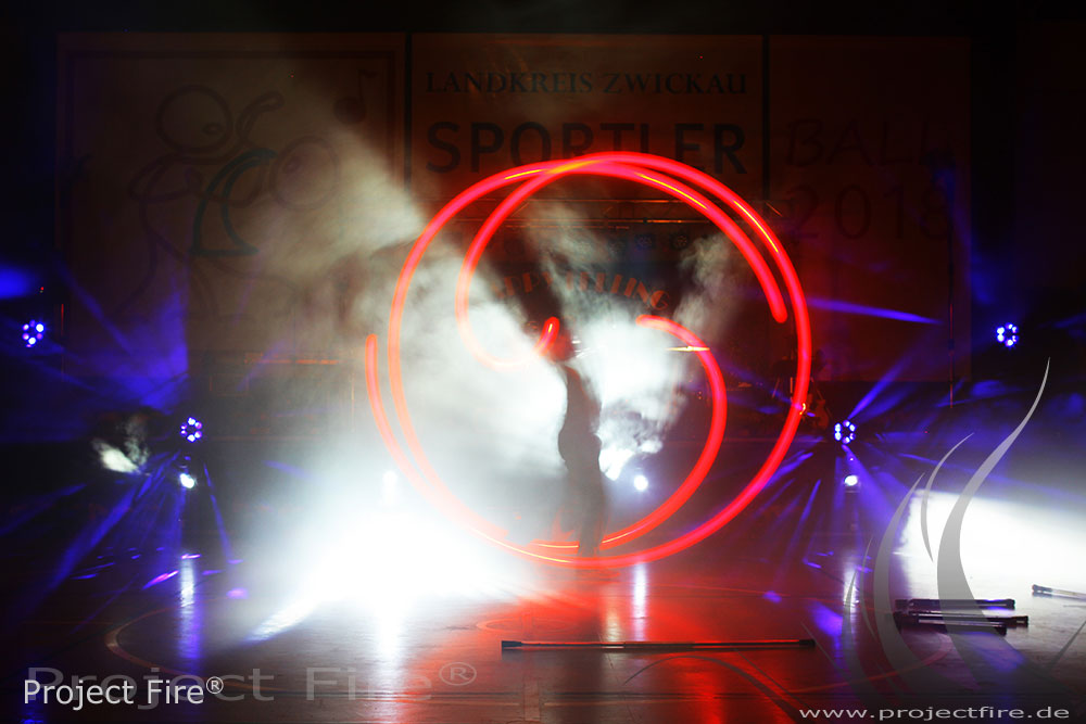 IMG_2577 - Indoor LED Show Sportlerball Gala