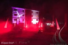 IMG_4826 - Feuerlichtshow Königsbrück Aufbau