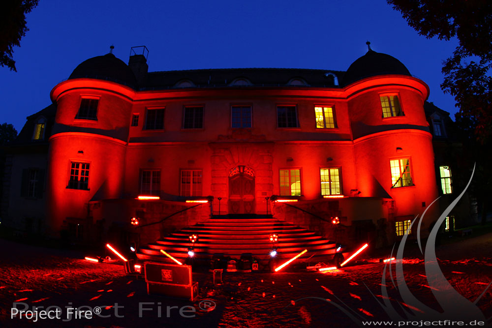 IMG_5270 - Feuershow Schloss Kartzow Potsdam