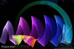 IMG_9363- Lightpaint Lichtmalerei Lichtspiele - Lightpainting Experiment Chemnitz