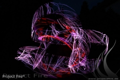 IMG_9393- Lightpaint Lichtmalerei Lichtspiele - Lightpainting Experiment Chemnitz